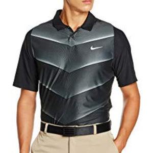 Tiger Woods VL Max Hyper Cool Fade Polo Shirt